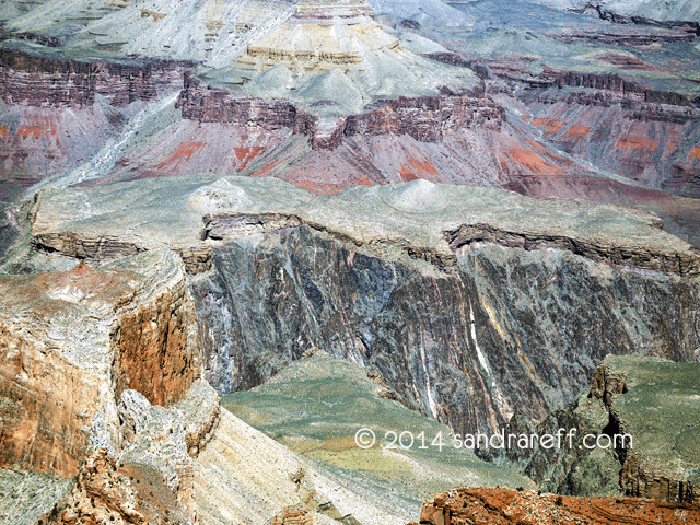 Sandra Reff's Grand Canyon Collection